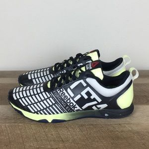 Reebok CrossFit Black/Yellow Training Shoes